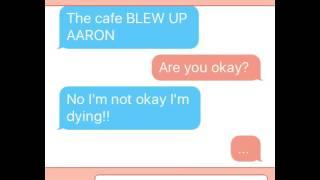 Aphmau pranks Aaron she died