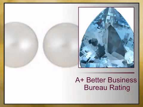 White Freshwater Cultured Pearls Near Round Cut Half Drilled Pair 4.50mm-5.00mm Grade A - africagems