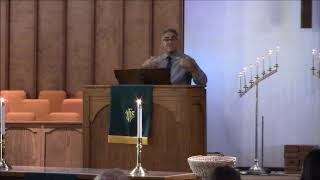 """BENEDICTION SERIES, SERMON I: """"Good and Blessed""""; Scripture Readings: Genesis 1:26-31 and"""