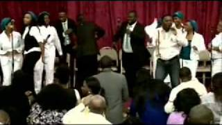 Pastor Kingsley Ike