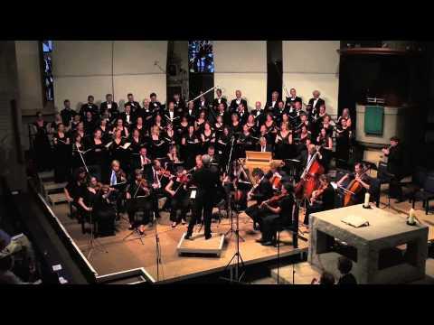 J.S. Bach, Kantate BWV 76: Nr. 14 Choral »Es danke, Gott, und lobe dich«