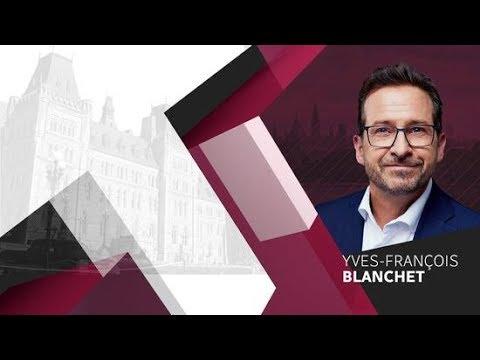 Entrevue avec Yves-François Blanchet, chef du BQ