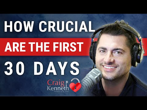 How Crucial Are The First 30 Days of No Contact?