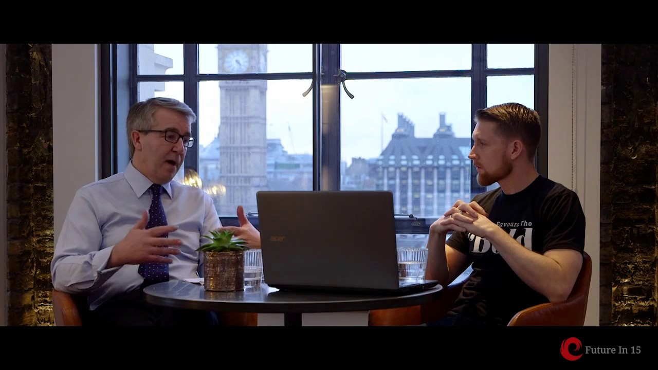 Future In 15 episode 2: etc.venues' Alastair Stewart on how venue design impacts an event's success