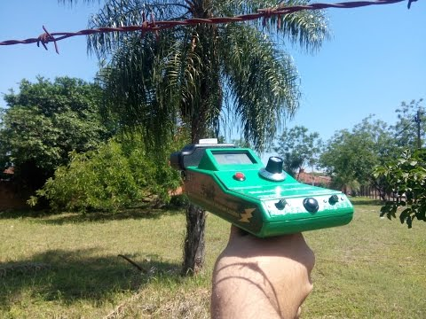 Electroscope Reagulator Digital - Detector larga distancia - Rastreador