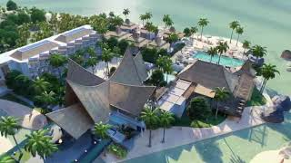 Pre-Sale New Development on Koh Lanta's Saladan Beach - Studio Units - Large Discounts for Early Investors