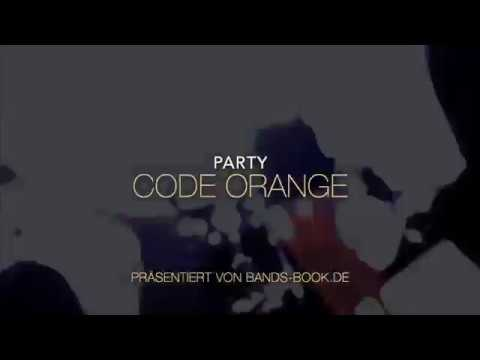 Party Band Code Orange präsentiert von Bands-Book