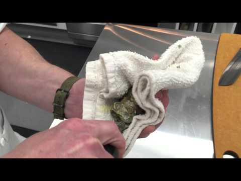 How to Shuck an Oyster | Time Inc. Food Studios