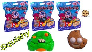 Squishy Surprise Blind Bags At Grossery Gang Yucky Mart !! Cookie Swirl C