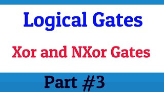 Logical Gates in Computer Organization