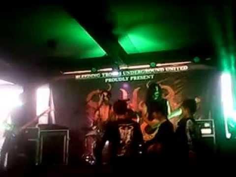 BEELZEBUL - Hail Murder (Dark Funeral Cover) live @Jeritan Jiwa