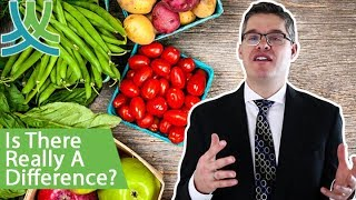 Why Eat Organic Food? - Benefits Of Organic Food