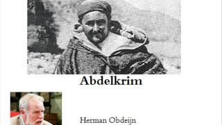 Abdelkrim Khattabi (Herman Obdeijn)