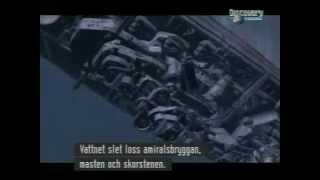 German Battleship Bismarck - Sinking