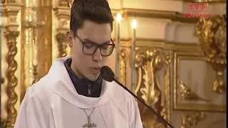 Transmisja w TVP  POLONIA Mszy św z wigierskiego kościoła p.w.  Niepokalanego Poczęcia NMP