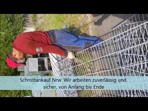 Mobile Schrottabholer in NRW