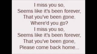 Where'd You Go - Fort Minor (Lyrics)