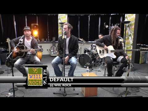 Default - Comes and Goes (acoustic)(w/ interview)