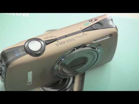 Canon ixus 200 is testing (powershot SD980)