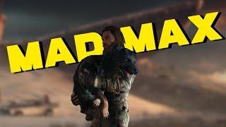 Mad Max Dry Gustie Minefield