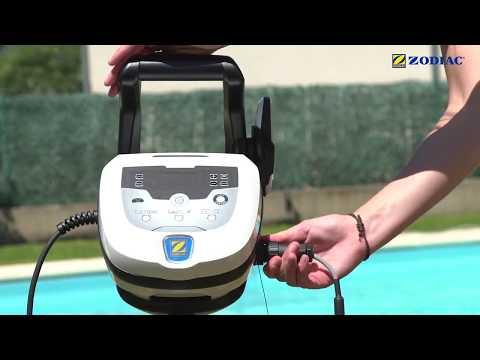 limpiafondos Zodiac Vortex RV manual de instalacion