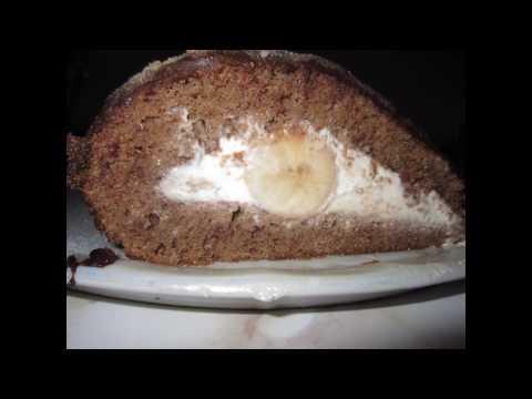 """Торт """"СЛЕЗА СЛОНА"""" на сметанном креме."""