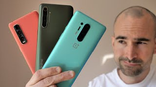 OnePlus 8 Pro vs Oppo Find X2 Pro vs Realme X50 Pro 5G - Which 5G phone is best for me?