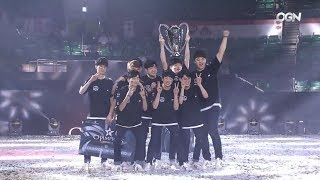 Así ganó Longzhu la LCK
