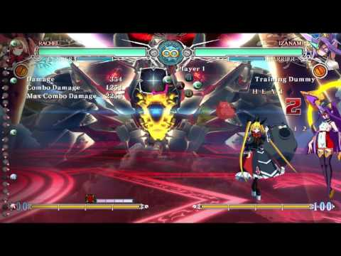 Graphical bug with the sprites for AMD users :: BlazBlue