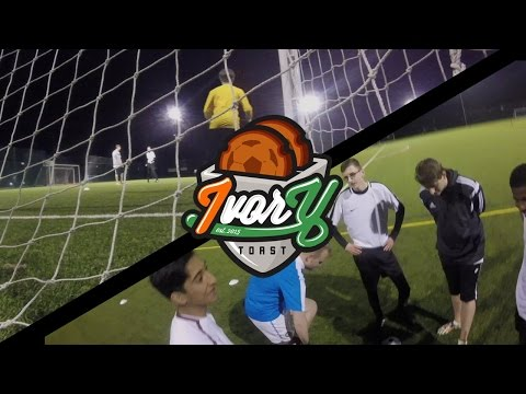 5-A-SIDE FOOTBALL - IVORY TOAST! THE JOURNEY OF THE TOAST // Week 1