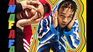 Chris Brown & Tyga Ft  Pusha- T.D.G.I.F.U (lyrics)