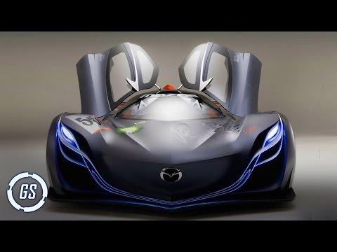 Top 8 Vehículos más avanzados del mundo    Autos y Motos del Futuro