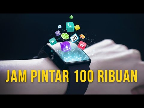 Video 5 Smartwatch Terbaik dengan Harga 100 Ribuan