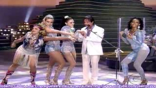Roberto Carlos É Empreguetes e meu e meu e meu especial reflexoes 25 12 2012 HD pt 06