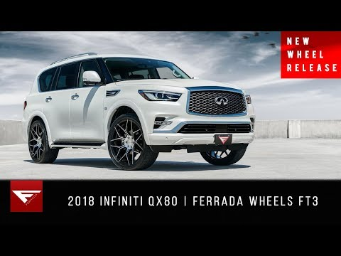 2018 Infiniti QX80 | FT SERIES NOW AVAILABLE | Ferrada Wheels FT3