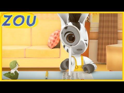 Zou en Français 🔬 LE SCIENTIFIQUE 🌡 Dessins animés 2019