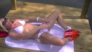 Fitjot's Sexy ABS Workout For A Great Bikini Beachbody