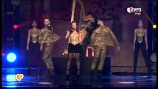 Malta ESC 2015 (SF) - Jessika - Fandango
