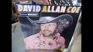 02. If I Knew - David Allan Coe - Tennessee Whiskey (DAC)