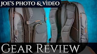 Case Logic SLRC-206 SLR Camera & Laptop Backpack - Gear Review