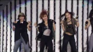 4Minute - 20100530 - Whos Next, Huh on Dream Concert