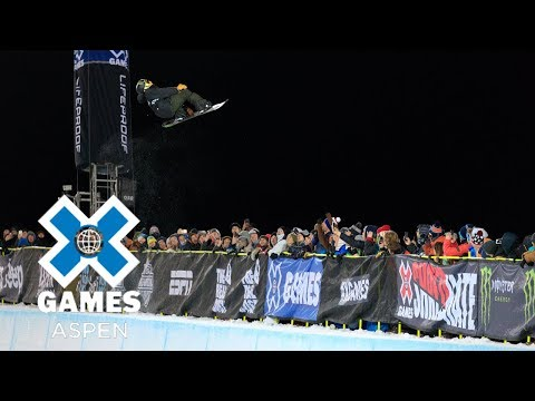 Ayumu Hirano wins Men's Snowboard SuperPipe gold | X Games Aspen 2018