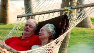 Video : China : Relaxing on a beach, HaiNan 海南