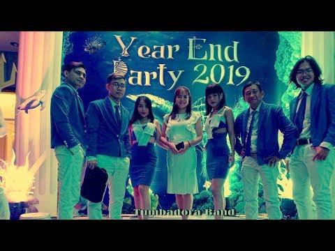 Ban nhạc Flamenco Tumbadora Biểu diễn Year End Party Công Ty Henkel