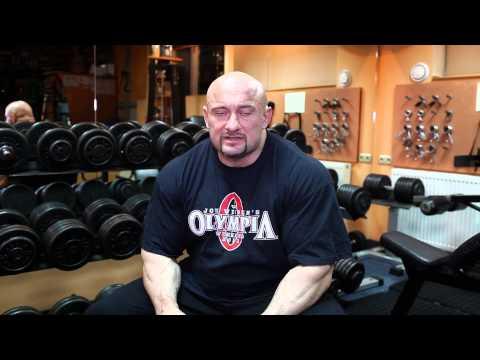 Pompowanie mięśni pod tłuszczem