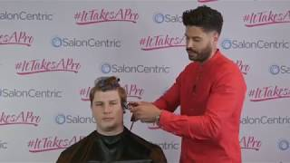 The Perfect Fade Demo | BaBylissPRO | SalonCentric