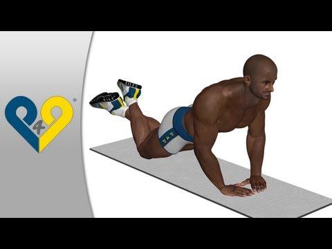 Diamond push ups ( knees position )