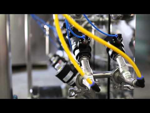 Keg Washer- Product Video Keg washer sold by BrewFab LLC