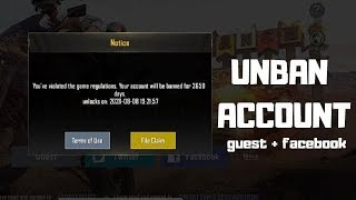 how to unban pubg mobile account in emulator - TH-Clip