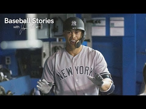 Giancarlo Stanton Gives Reaction On Being Traded To Yankees | Baseball Stories
